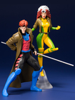 X-Men '92 - Gambit & Rogue ARTFX+ Two-Pack