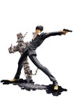 "Trigun Badlands Rumble - Nicholas D. Wolfwood ""Renewal Package Ver."""