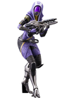 Mass Effect - Tali'Zorah