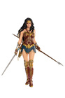 Justice League Movie - Wonder Woman ARTFX+