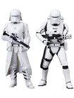 Star Wars: The Force Awakens - First Order Snowtrooper & Flametrooper 2 Pack