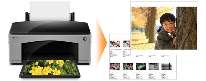 印刷機能イメージ