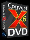 Convert X to DVD
