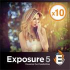 Exposure 5 日本語版 【10ユーザー】ダウンロード版