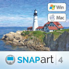 Snap Art 4 日本語版【10ユーザー】(ダウンロード版)