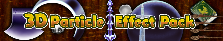 3D Particle Effect Pack