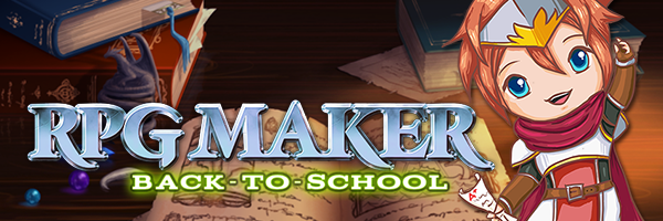 Back-to-school sale! | RPG Maker Forums