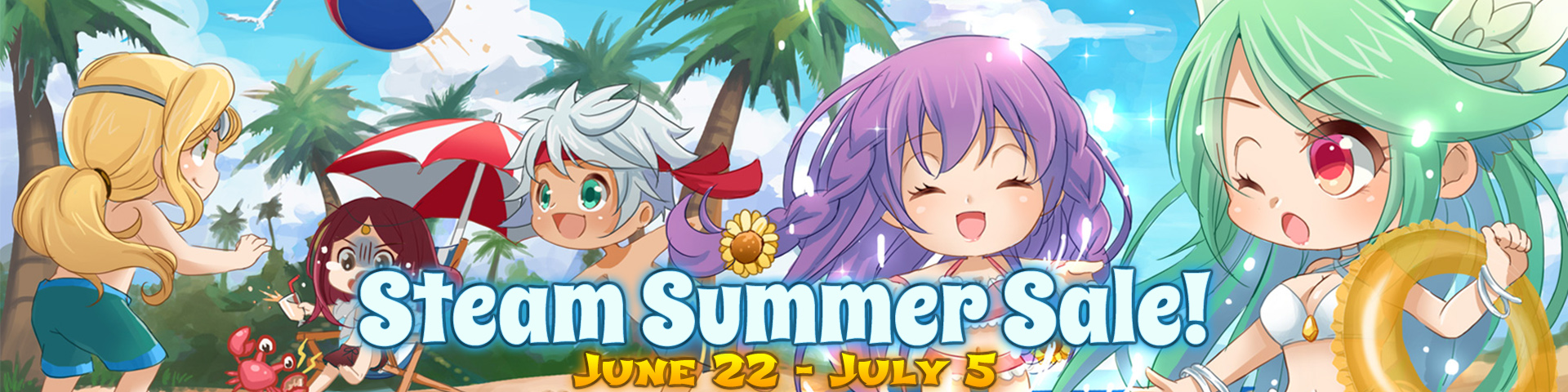 Steam Summer Sale!