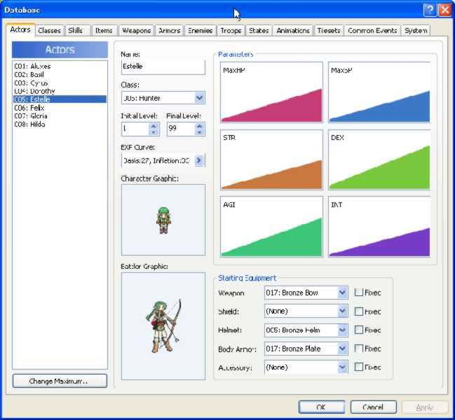 RPG Maker XP | RPG Maker | Make Your Own Game!