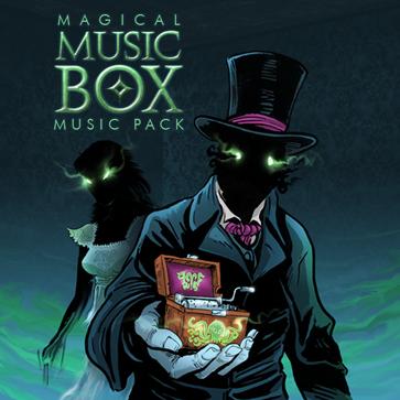 Magical Music Box Music Pack
