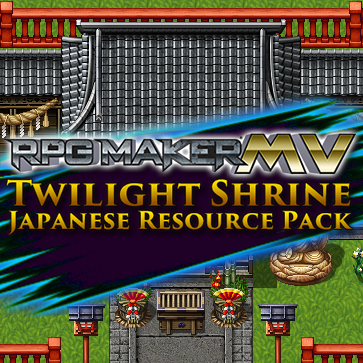 Twilight Shrine: Japanese Resource Pack