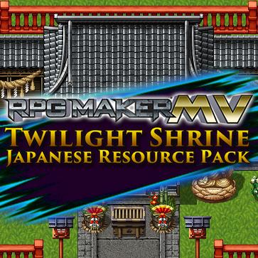 Twilight Shrine: Japanese Resource Pack