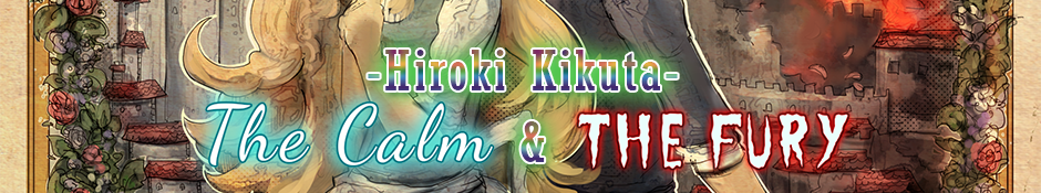 Hiroki Kukita's Calm and Fury Bundle