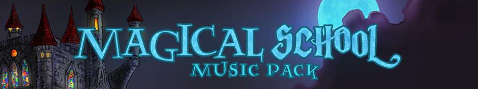 Magical School Music Pack