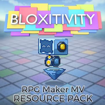 Bloxitivity Resource Pack