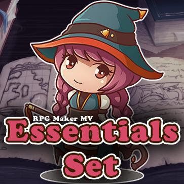 RPG Maker MV: Essentials Set