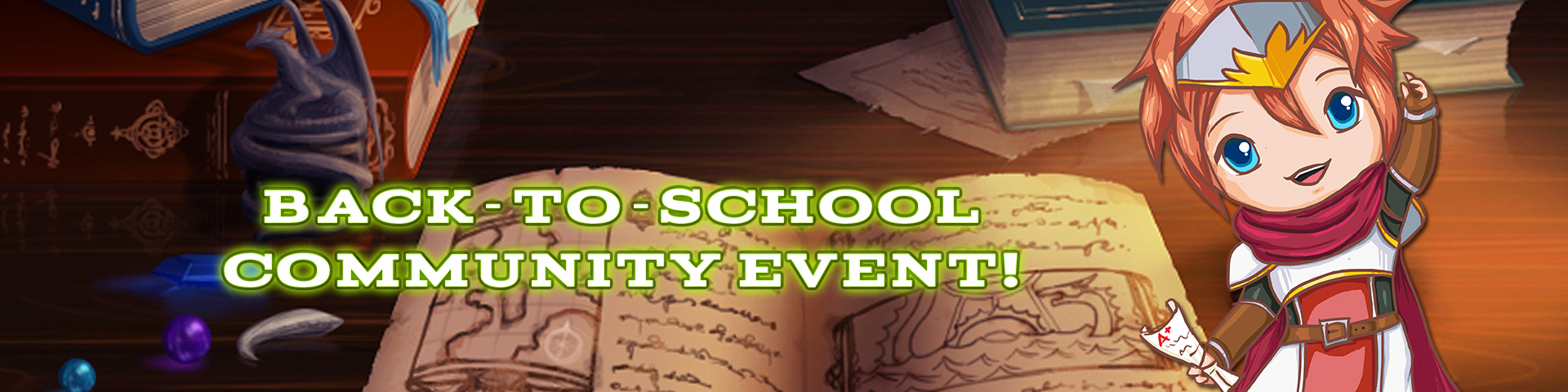Back-to-school Event!