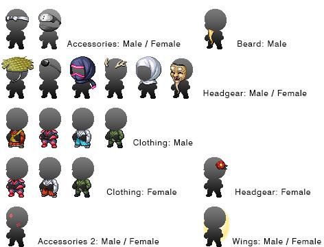 Japanese Character Generator Expansion 3| RPG Maker | Create