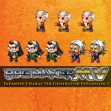 Japanese Character Generator Expansion 3