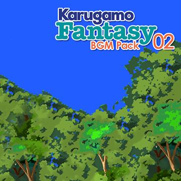 Karugamo Fantasy: Vol. 2