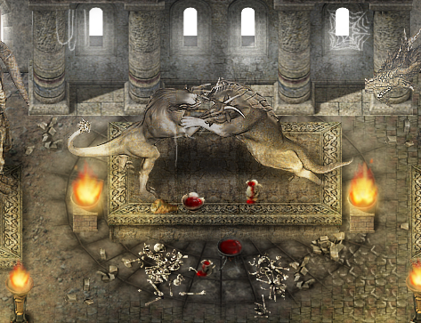 Medieval Dungeons Rpg Maker Create Your Own Game