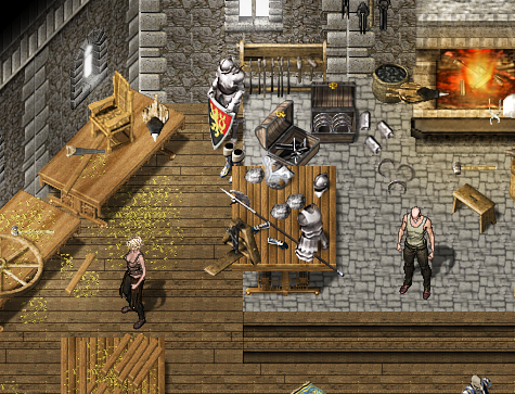 Medieval Interiors Rpg Maker Create Your Own Game