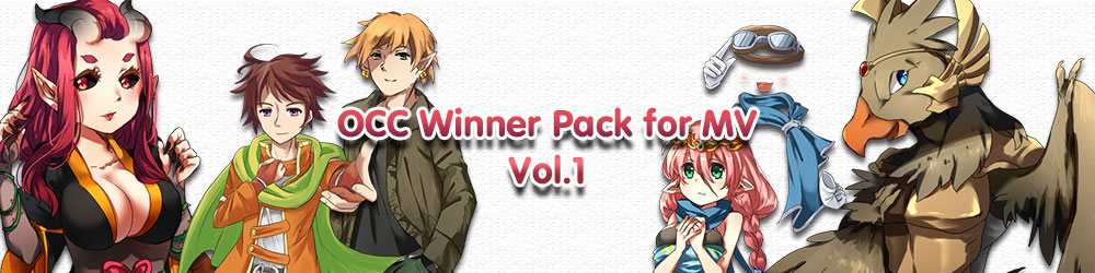 OCC Winner Pack for MV Vol.1