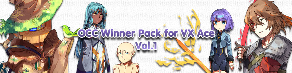 OCC Winner Pack for VX Ace Vol.1