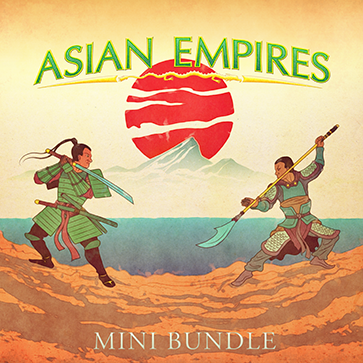 Asian Empires Mini Bundle