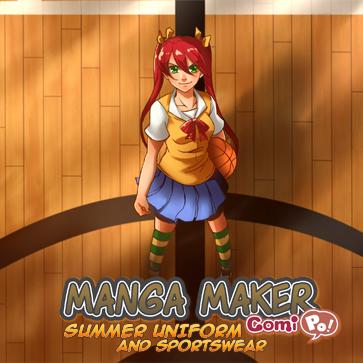 ComiPo! Summer Uniforms & Sportswear