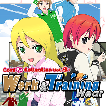 ComiPo! Work & Training Wear