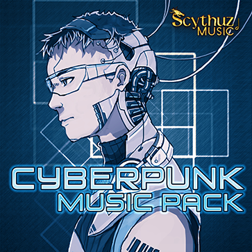 Cyberpunk Music Pack