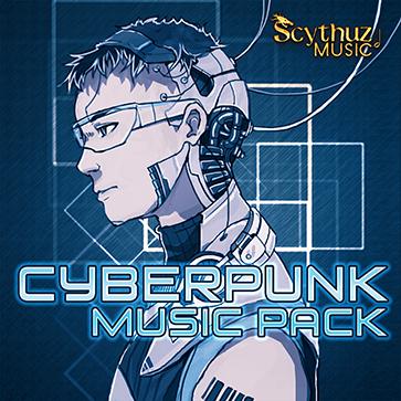 Cyberpunk Music Pack
