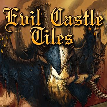 Evil Castle Tiles