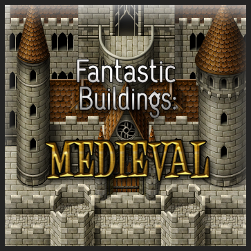 Fantastic Buildings: Medieval
