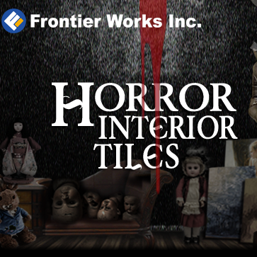 Frontier Works: Horror Interior Tiles