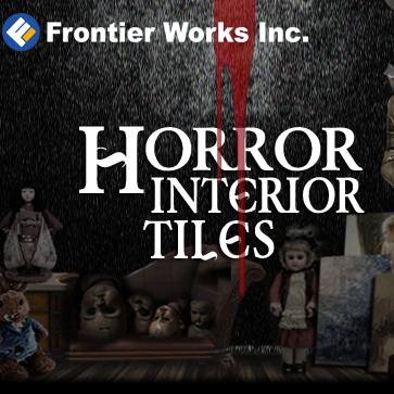 Frontier Works: Horror Interior Tiles