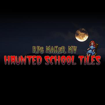 Haunted School Tiles