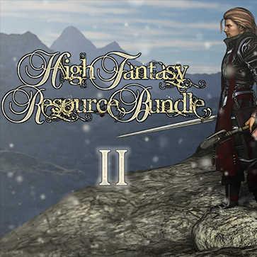 High Fantasy Resource Bundle II