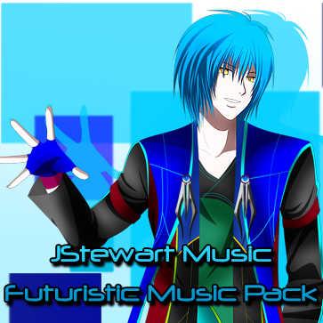 JSM Futuristic Music Pack