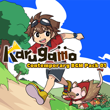 Karugamo Contemporary BGM Pack 01