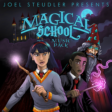 Magical School Music Pack
