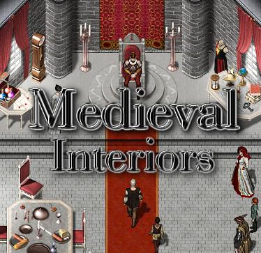 Medieval: Interiors