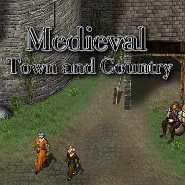 Medieval: Town & Country