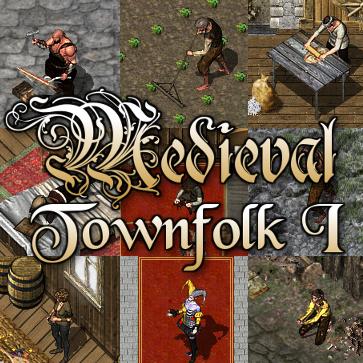 Medieval: Townfolk I