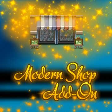 Modern Shop Add-On
