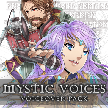Mystic Voices Sound Pack