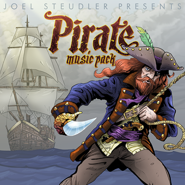 Pirate Music Pack