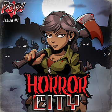 POP! Horror City