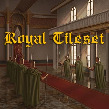 Royal Tiles Resource Pack